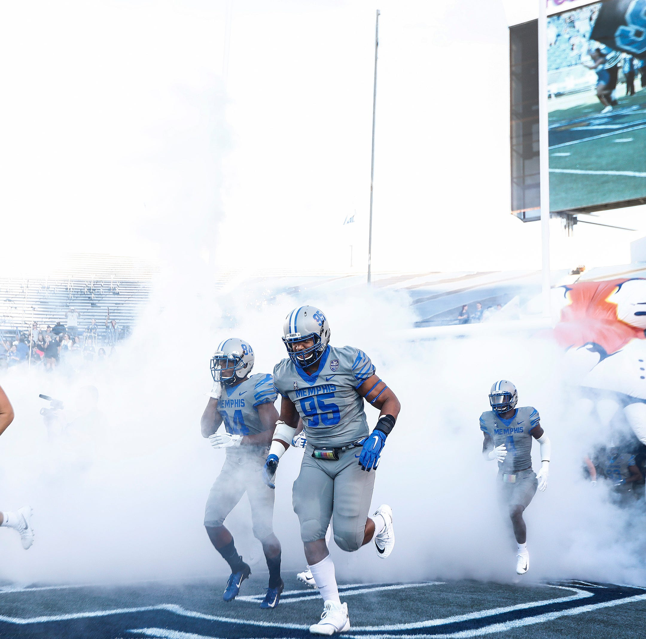 Why does Memphis football play on Fridays more than any team in the country?
