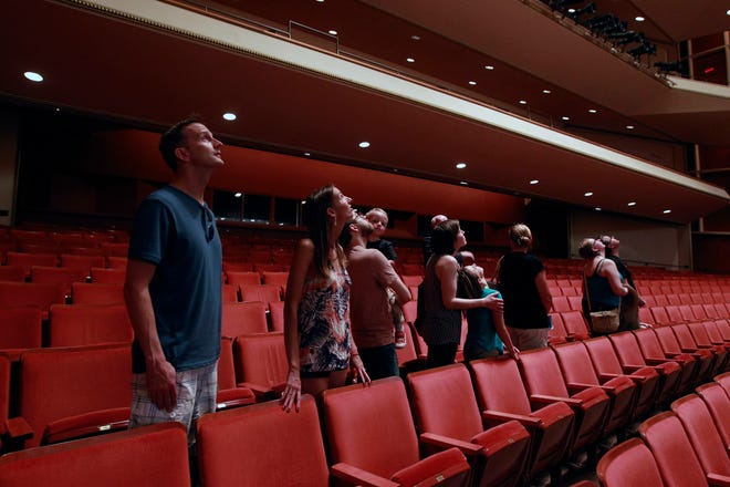 The Marcus Center for the Performing Arts is one of the stops for Doors Open Milwaukee.