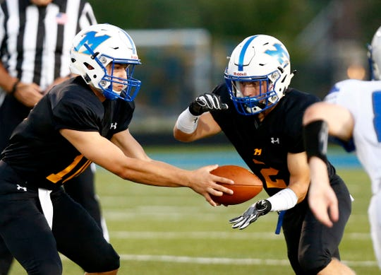 Mukwonago running back Josh Jendusa was named honorable mention all-state.