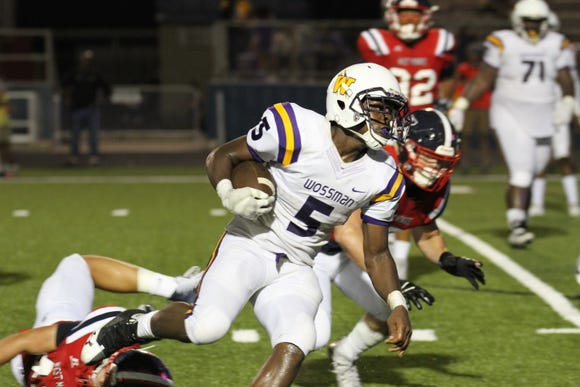 Wossman turned heads across the state by beating Madison 86-0 last week.