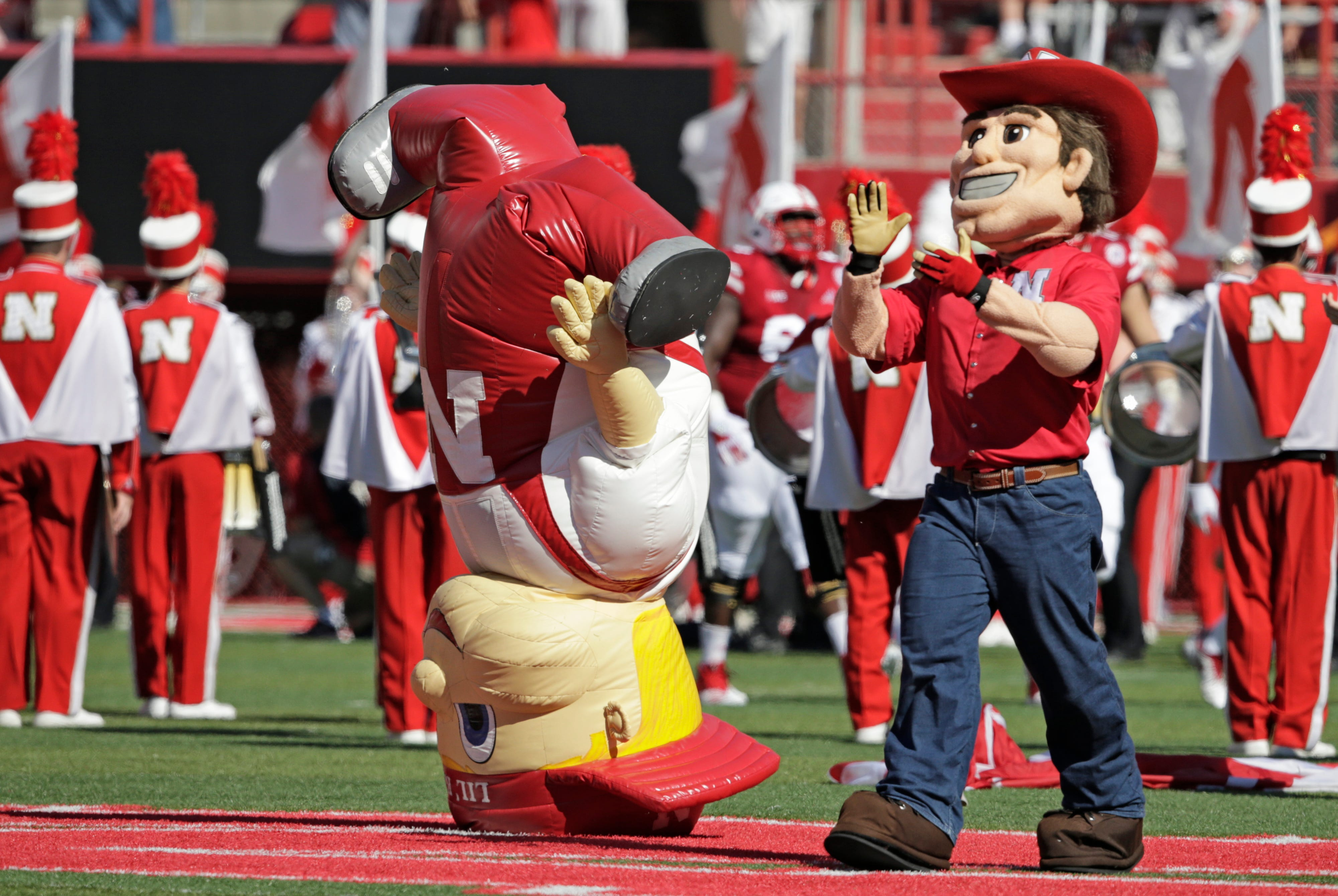 Troy turned Nebraska's world upside down with Saturday's win over the Cornhuskers.