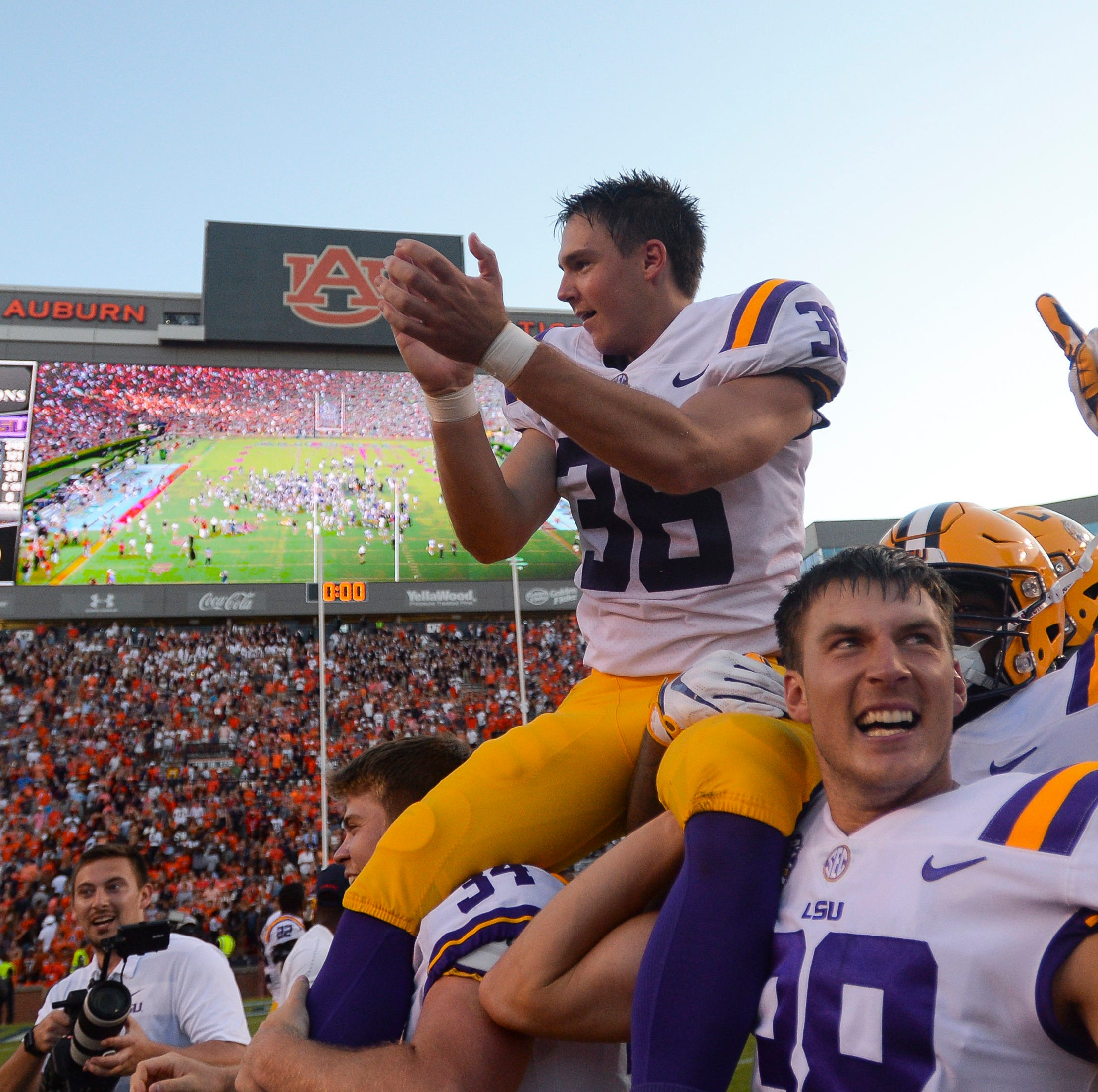 LSU vs. La. Tech football: Game time, TV channel, where to stream online