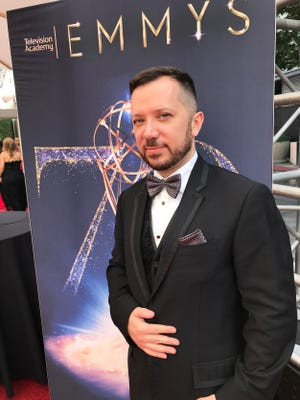 """Corey Ziemniak, a Montgomery native and editor for """"American Ninja Warrior,"""" was nominated for an Emmy for his work on the show this year."""