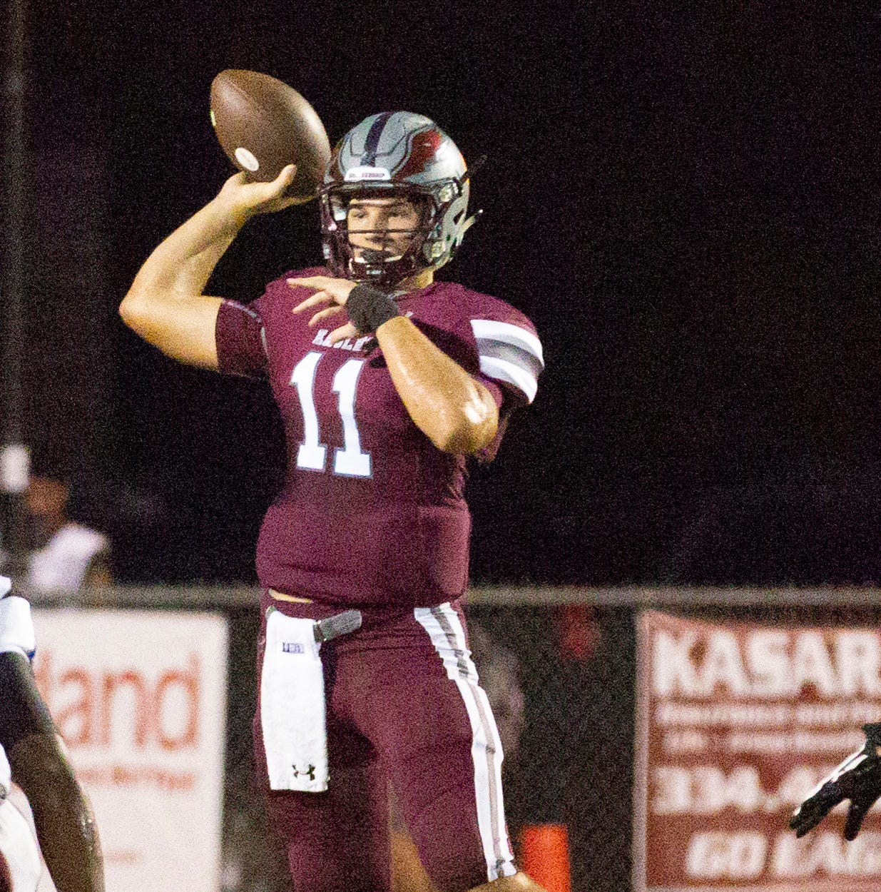WEEK 12: AHSAA Top 10 prep football performers