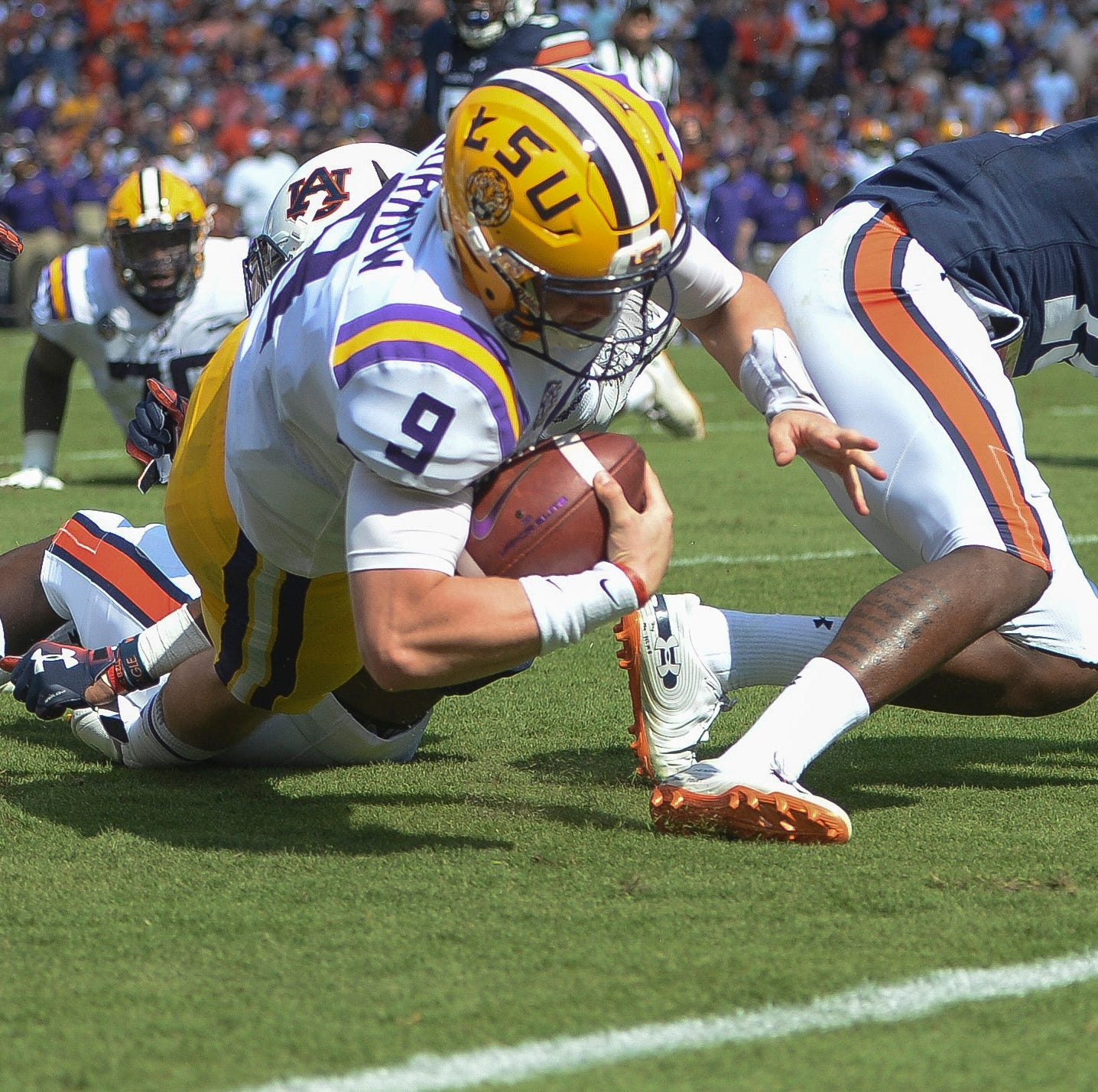 LSU vs. Auburn football: Best social media reactions to game-winning field goal