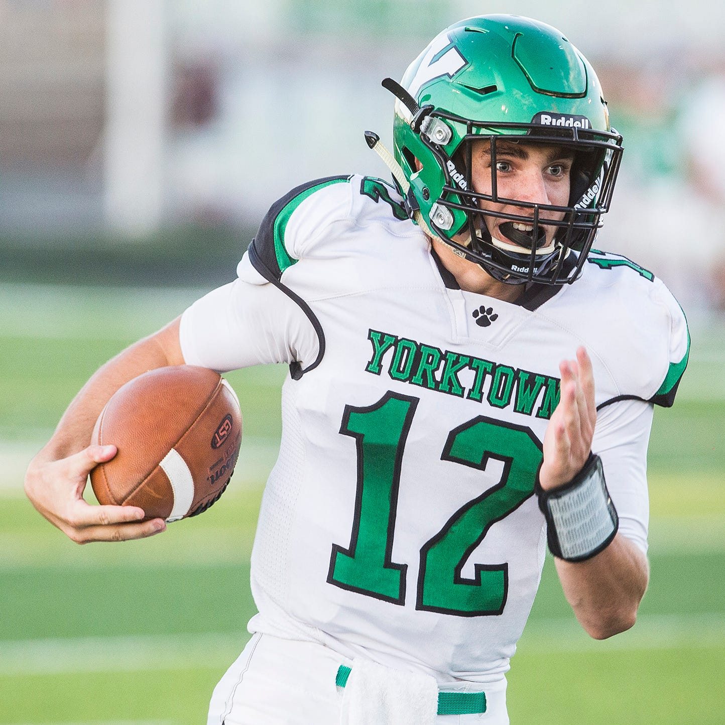 Poll: Who was the top ECI football player of Week 6?