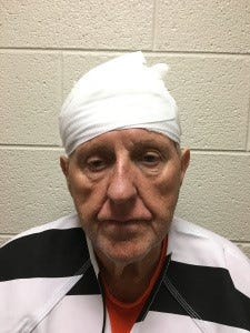 Warren Nostrom of Crossville was arrested and charged with two counts of First Degree Murder, according to the Tennessee Bureau of Investigation