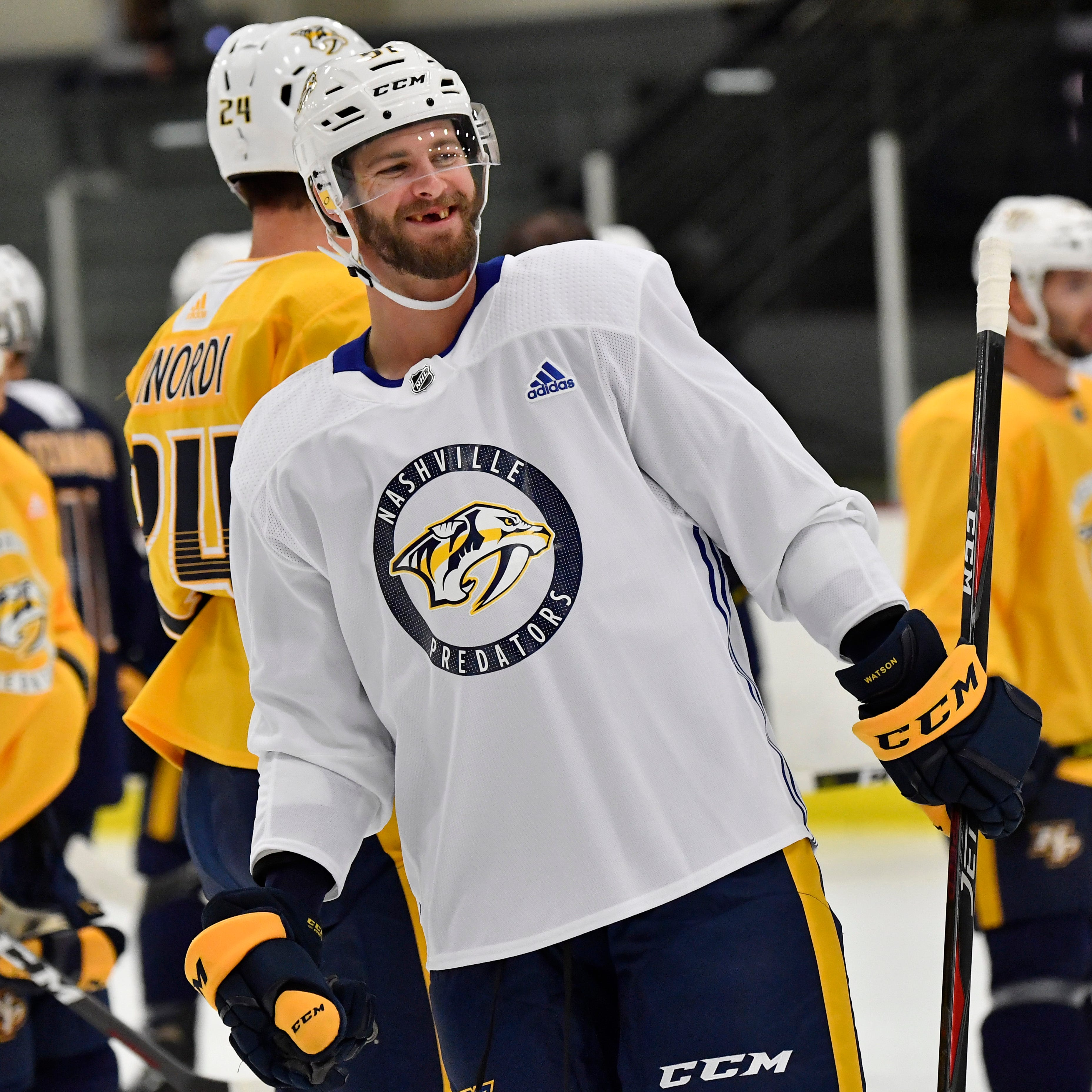 Predators' Austin Watson activated after serving 18-game suspension