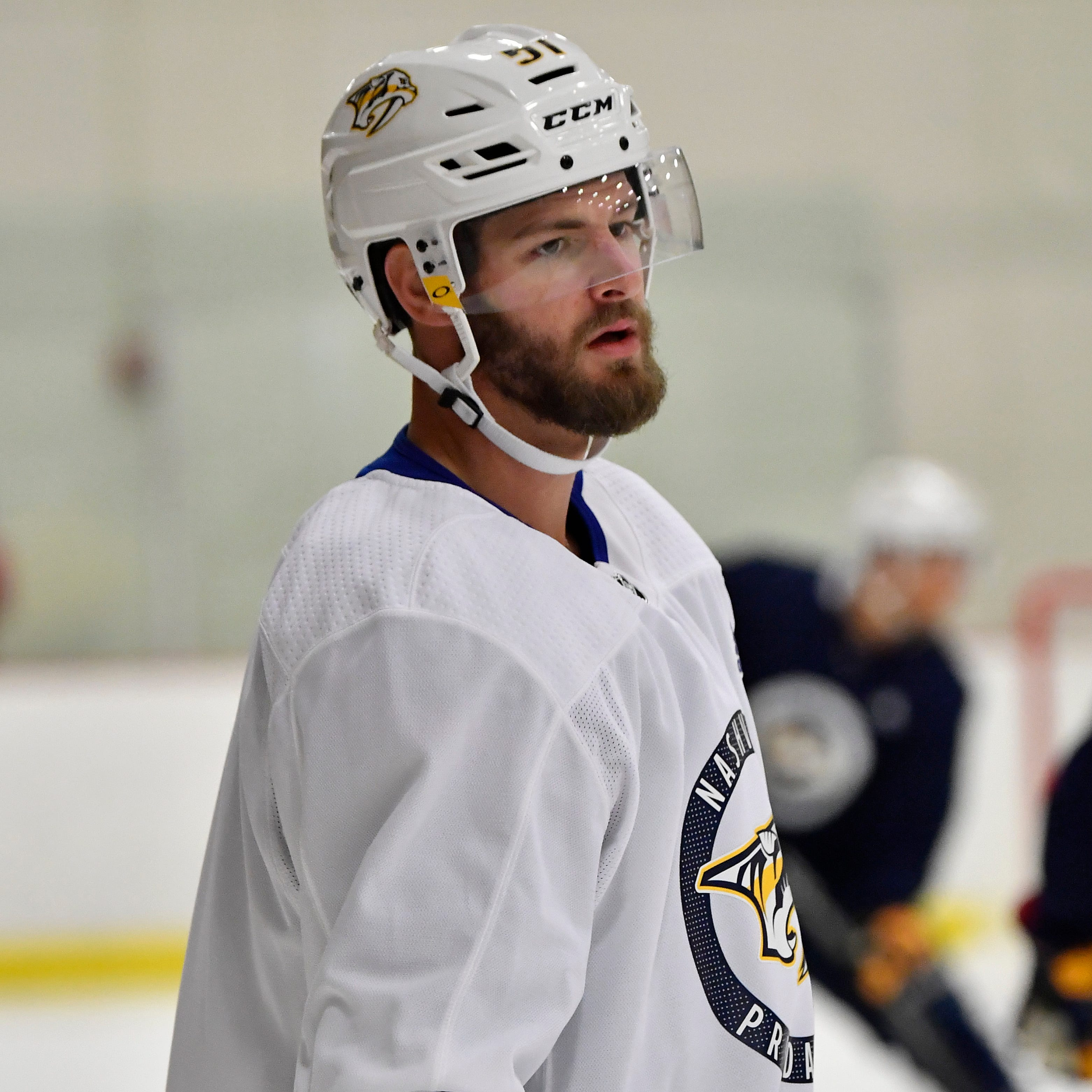 Girlfriend of Predators' Austin Watson says incident 'not an act of domestic violence'