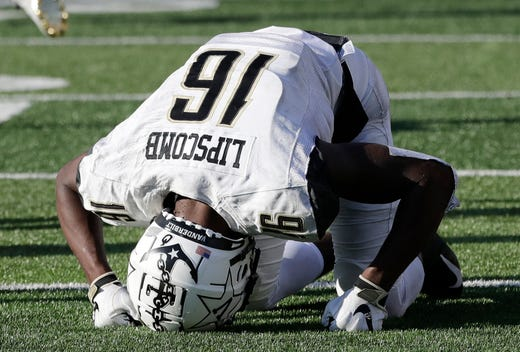 85fb718a4 Notre Dame football vs Vanderbilt  Missed opportunities for Commodores