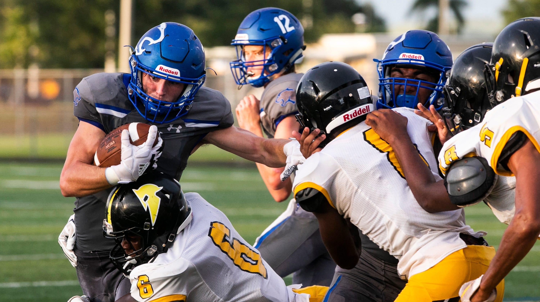 High school football: Stats leaders, Week 6