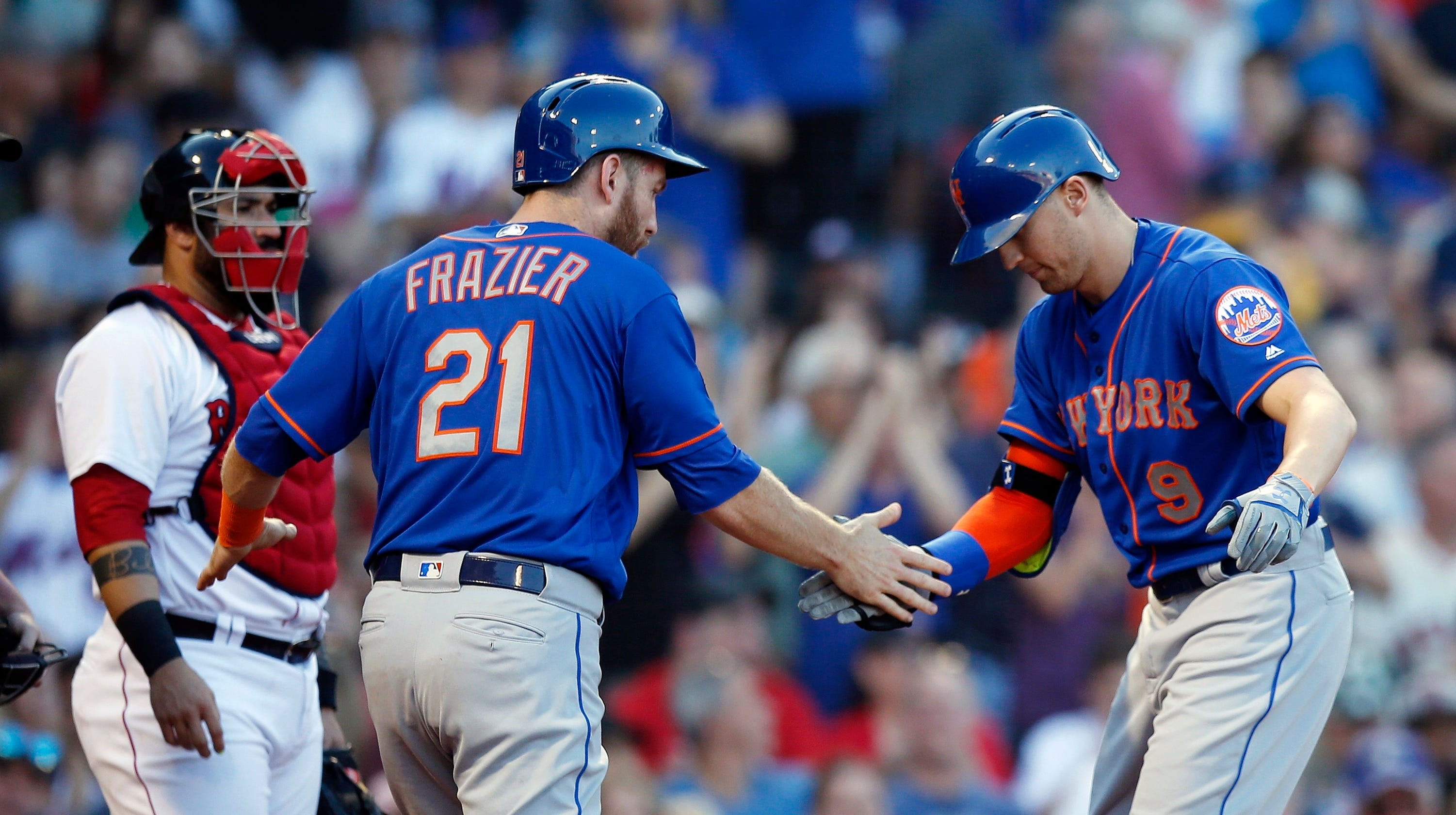 7d7dcdd90 NY Mets  10 moments that defined their disturbing 2018 season