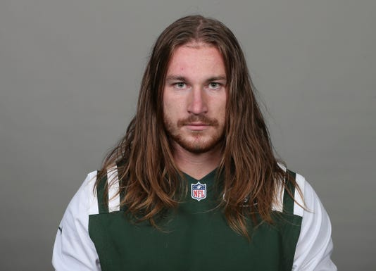 Jets Donahue Arrest Football