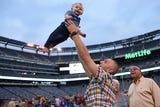 Hackensack Meridian Health John Theurer Cancer Center at Hackensack University Medical Center, hosts annual survivors' celebration at MetLife Stadium