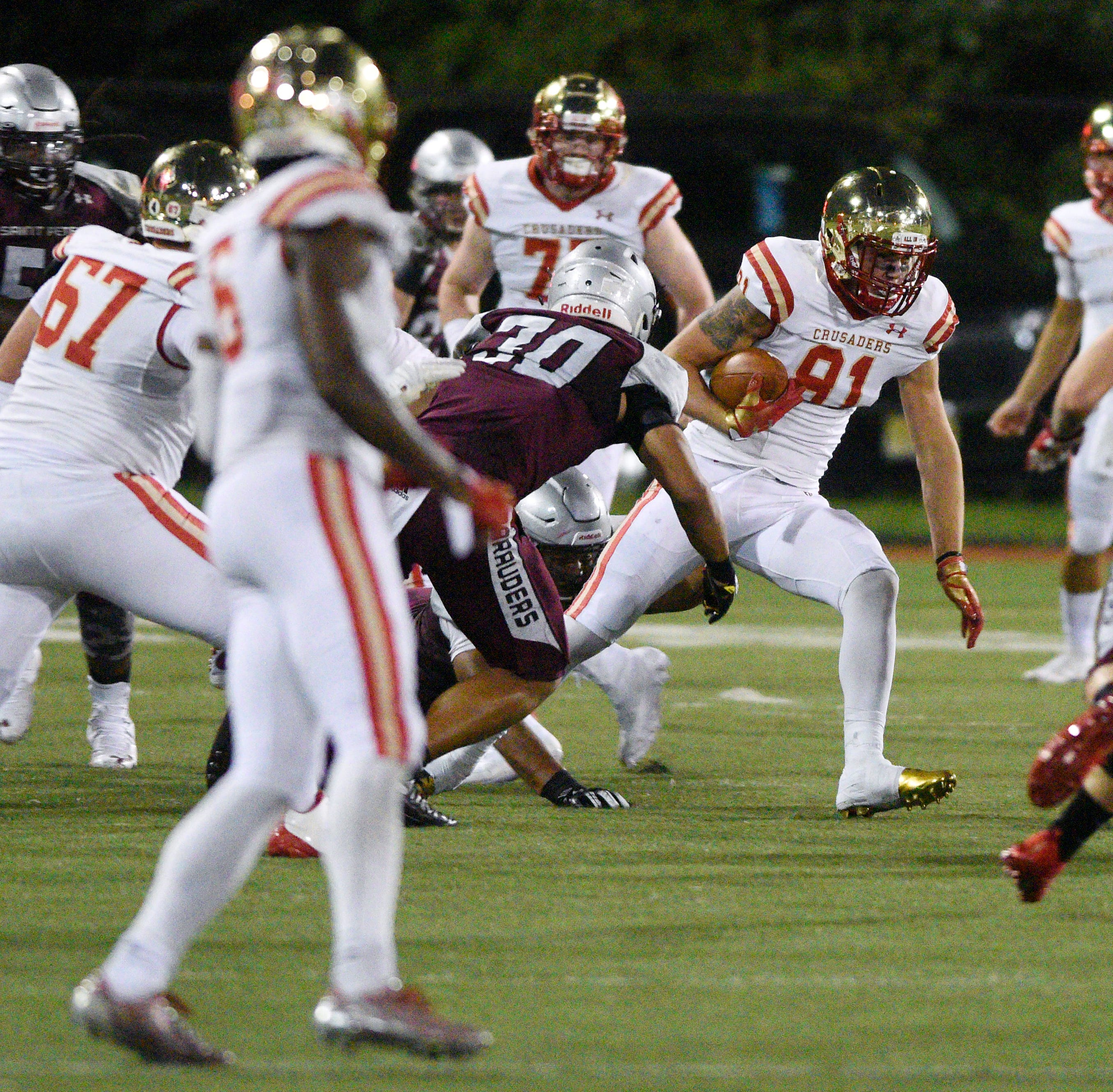 Buckle up for Bergen Catholic vs. Don Bosco LXX. Here are 5 things to look for