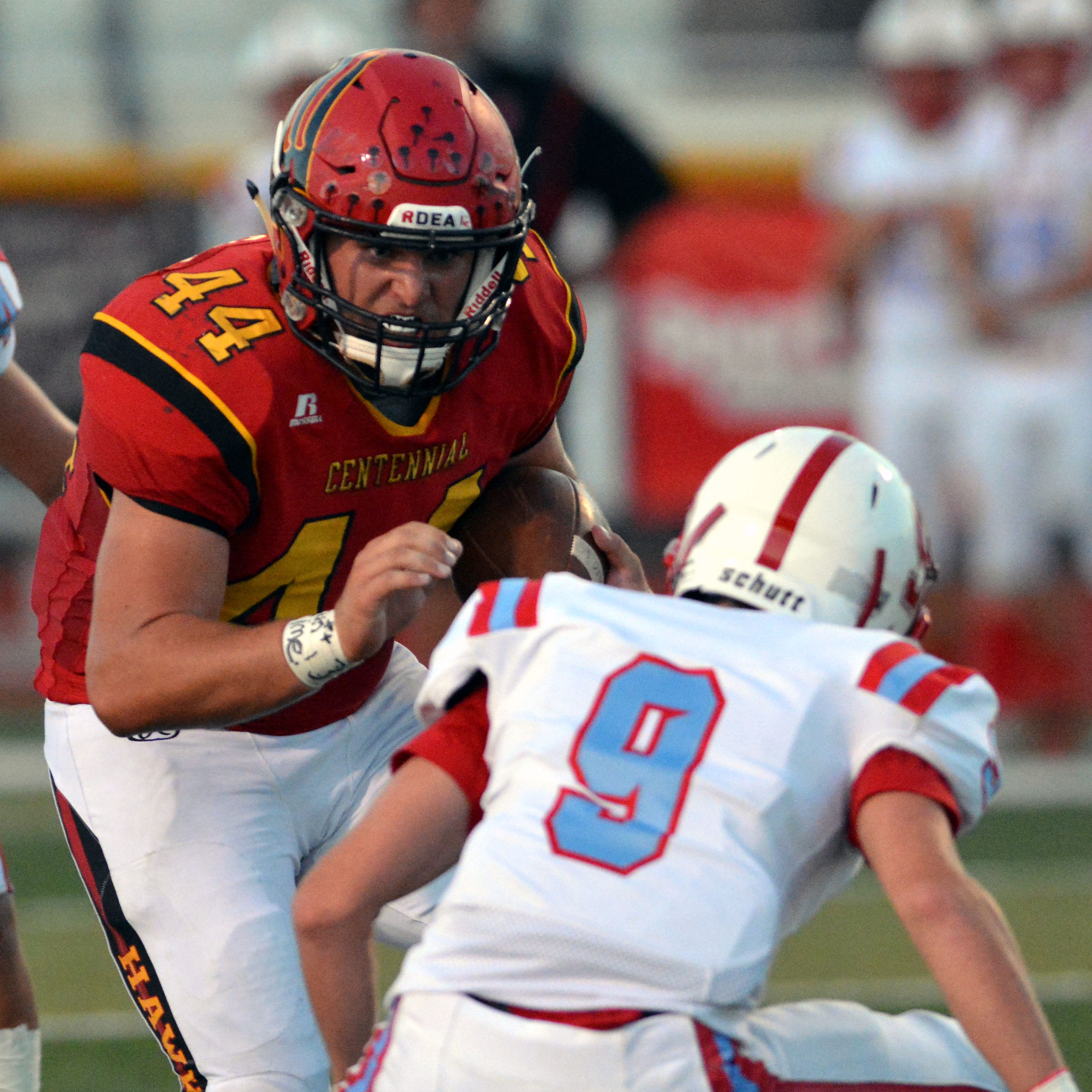 No. 4 Centennial improves to 4-0 with win over Sandia