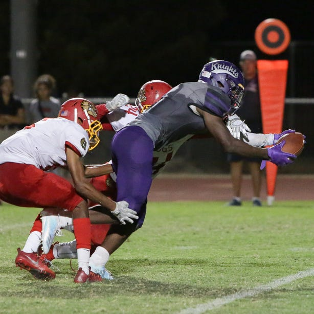 Shadow Hills rolls behind Johnson's big night, further legitimizes championship aspirations