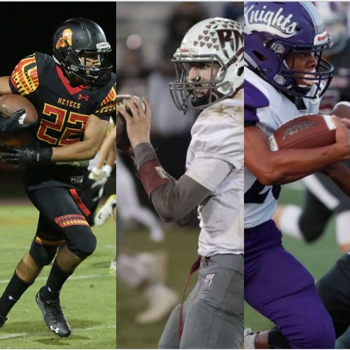 Friday's high school football scores: Palm Desert, Shadow Hills on collision course after big wins