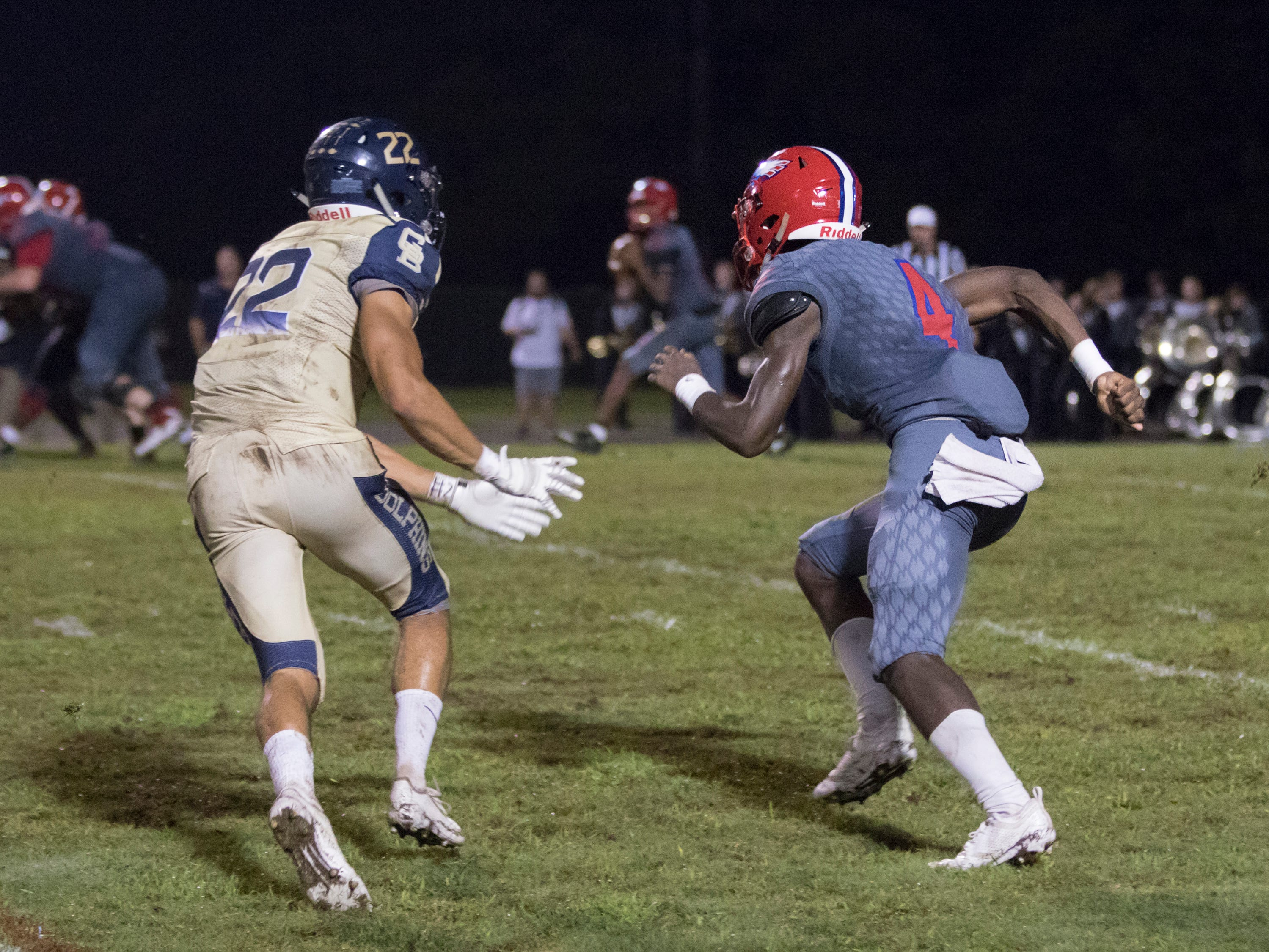 Pine Forest wide receiver Von Hill (4): 6-foot-2, 184, Class of 2020. Offers: Oregon, UAB