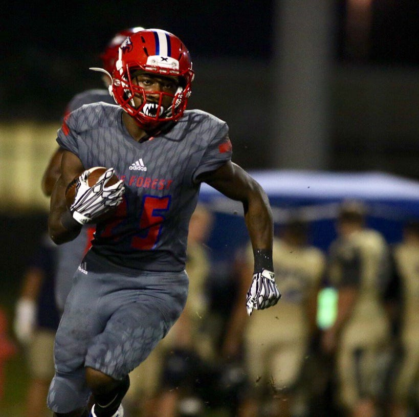 PNJ High School Football Scoreboard Live: Week 4