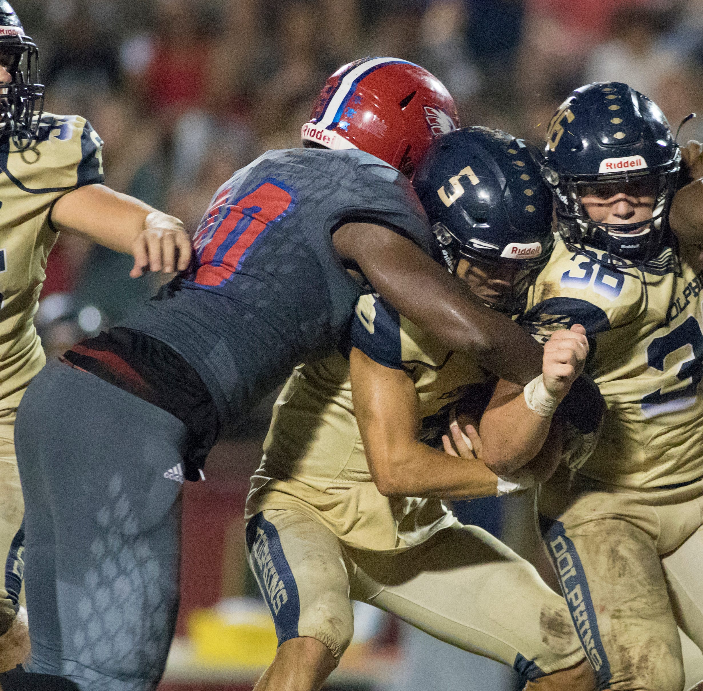 VOTE: PNJ Football Players of the Week (Sept. 18)