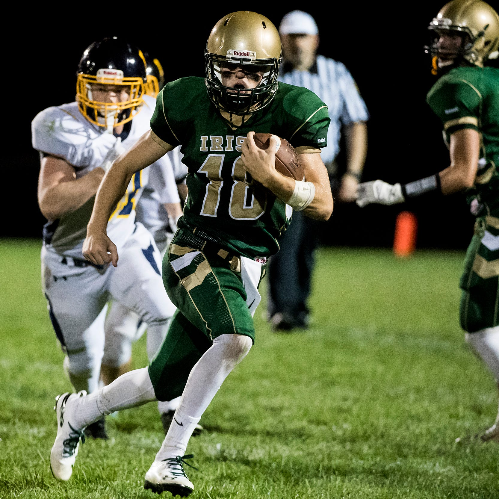 York Catholic edges Littlestown in clash of last year's division co-champs