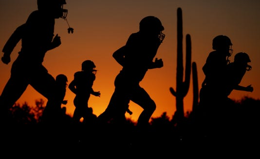 Ironwood Ridge Vs Peoria Centennial High School Football