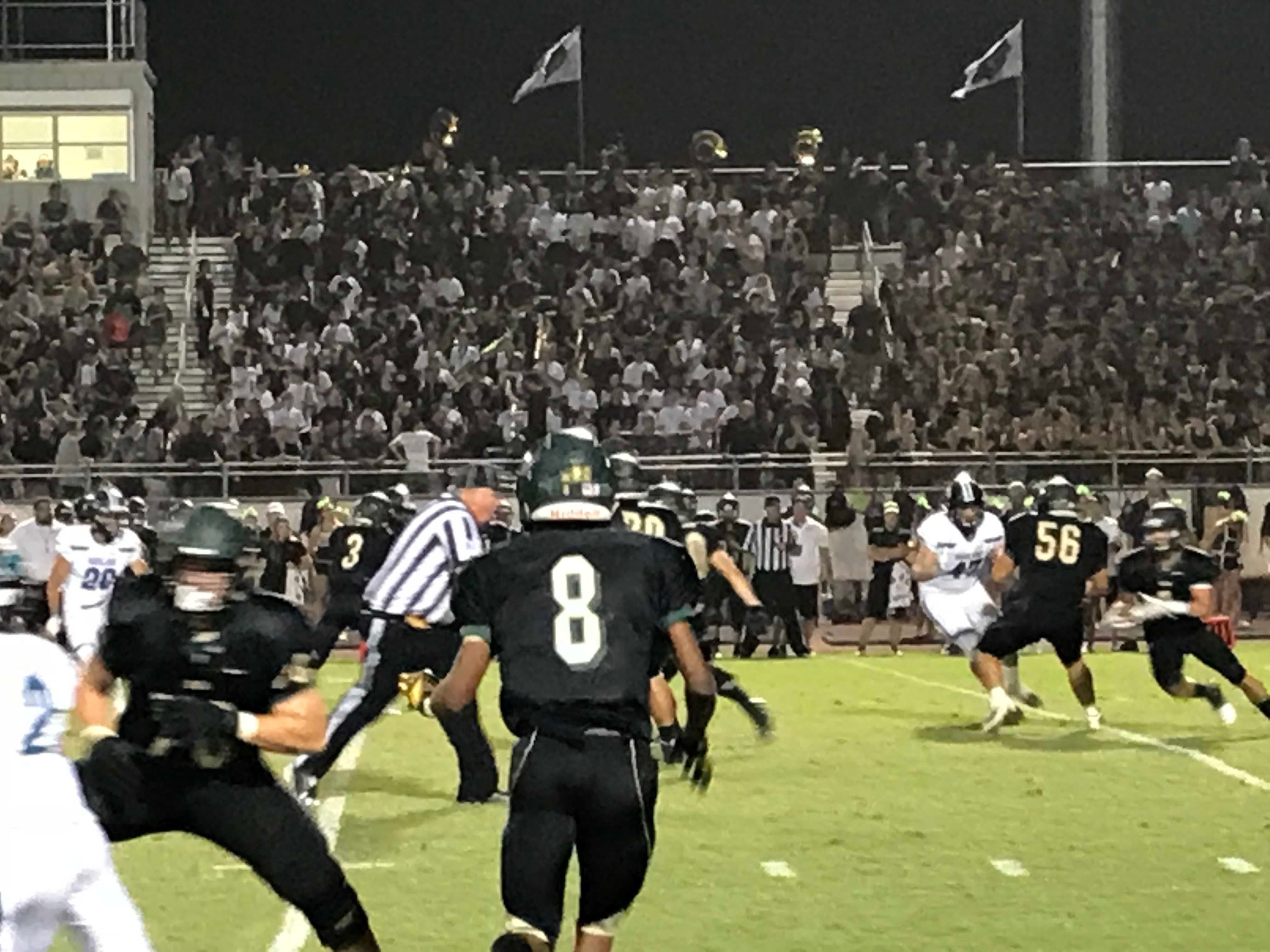Pics from Highland vs Basha on Sept. 14, 1998