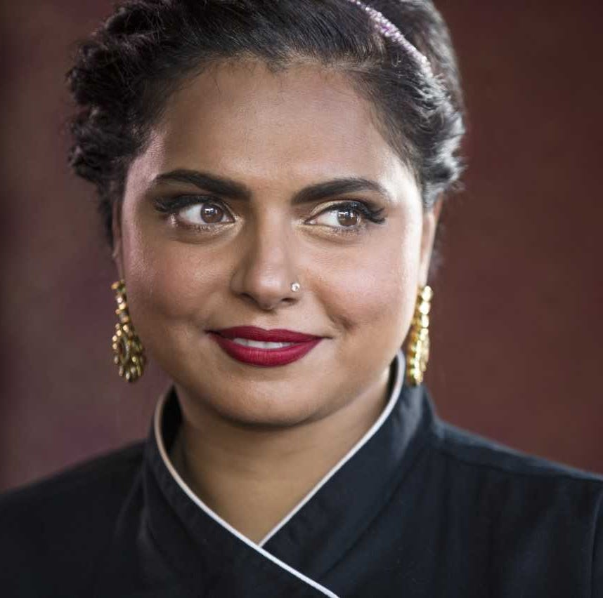 'Chopped' judge Maneet Chauhan headlines Taste America: Phoenix