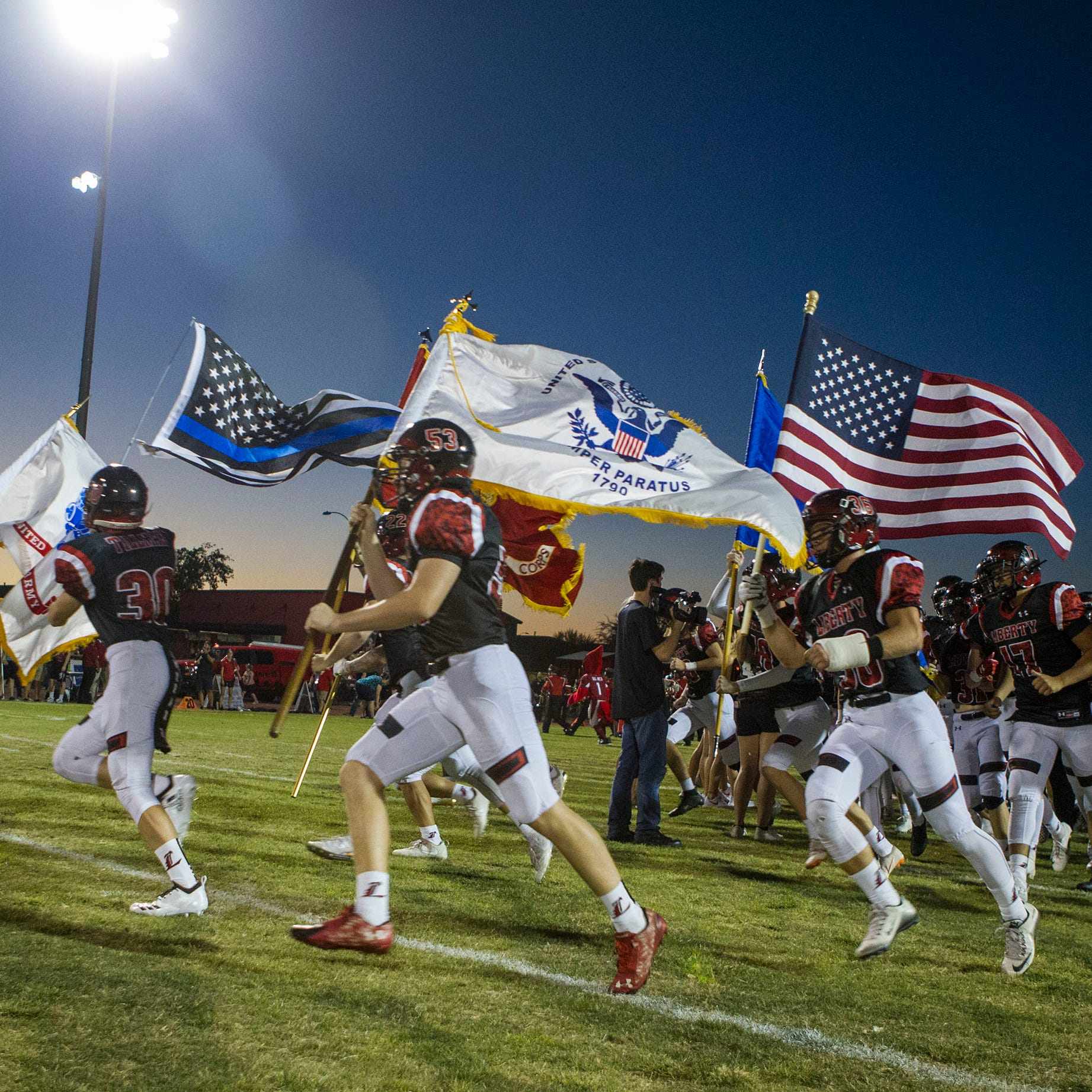 Live: Arizona high school football Week 6 scores and updates