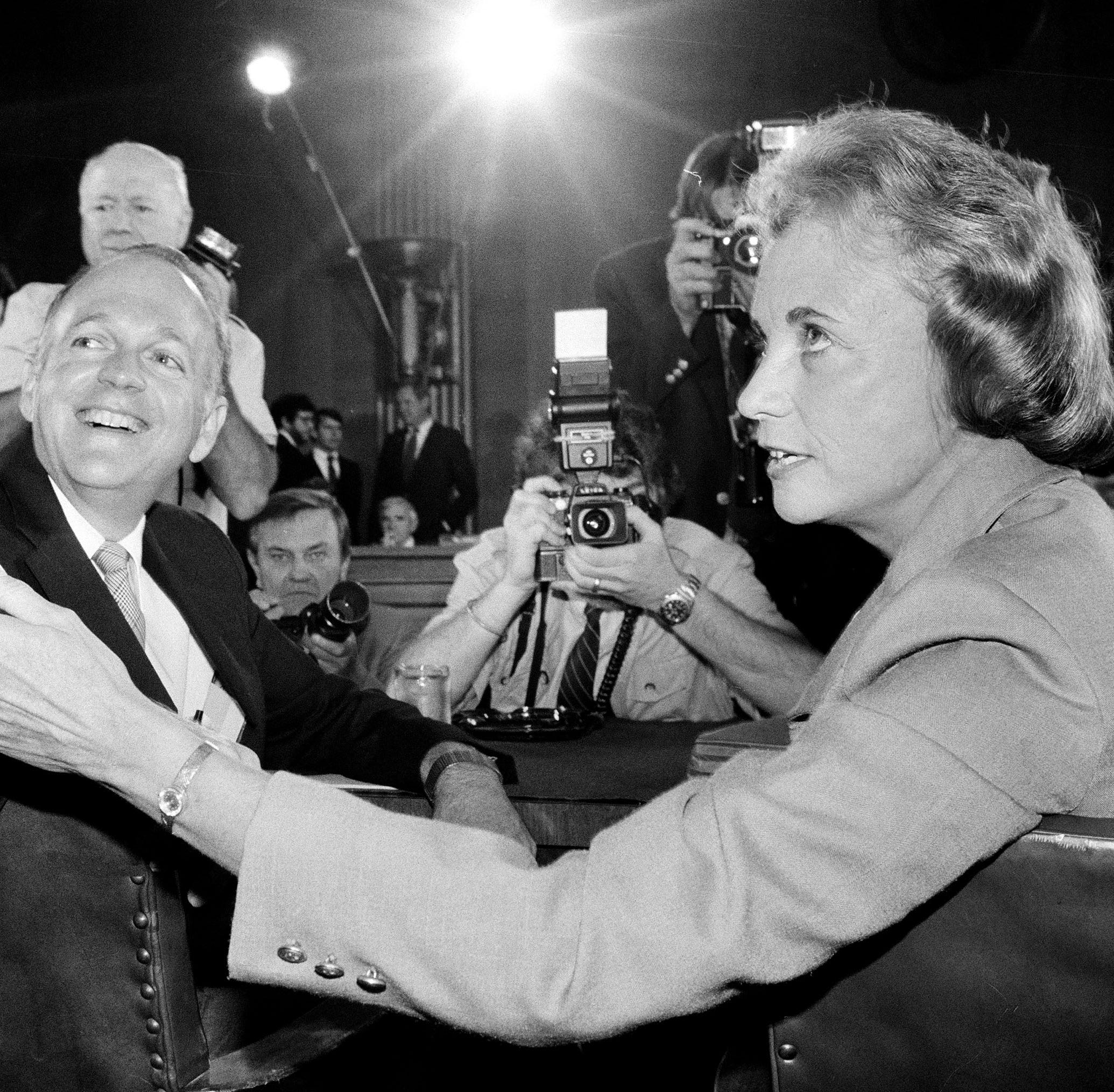 Sandra Day O'Connor: Arizona ranch girl, American legend