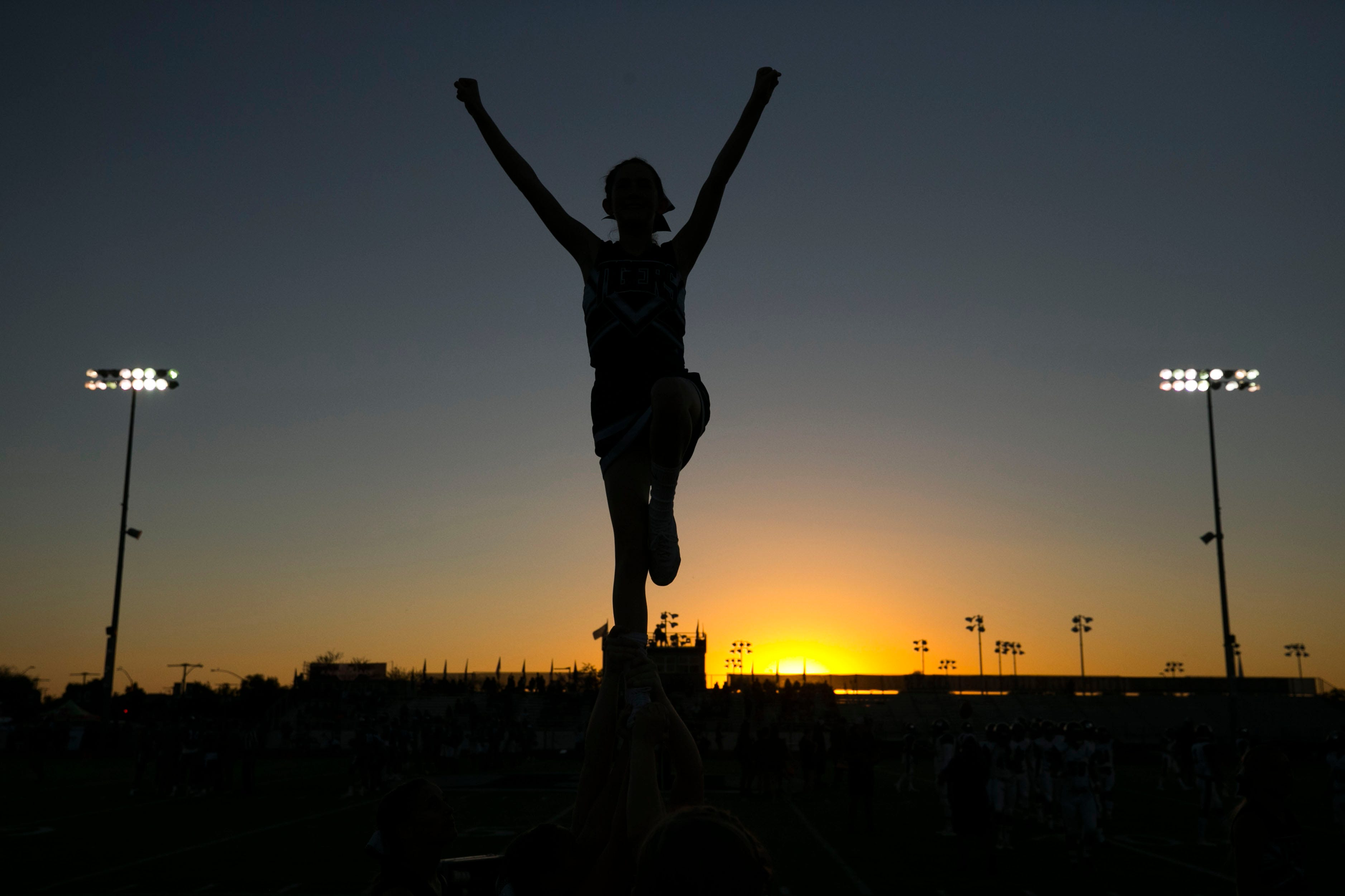 Buttes, pines, ghosts: Arizona's coolest high school football stadiums