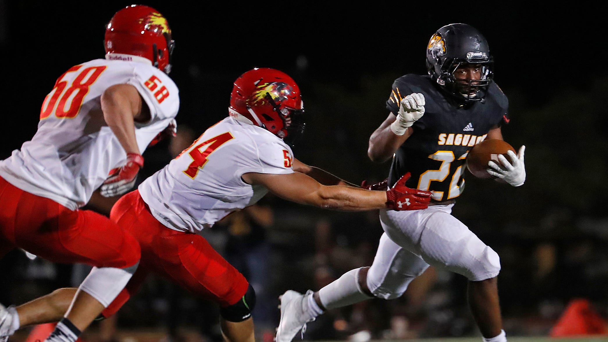 Saguaro Bounces Back To Beat Chaparral In Renewal Of Rivalry