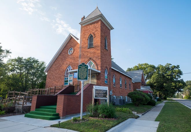 Shiloh Baptist Church in Port Huron is celebrating its 100th year.