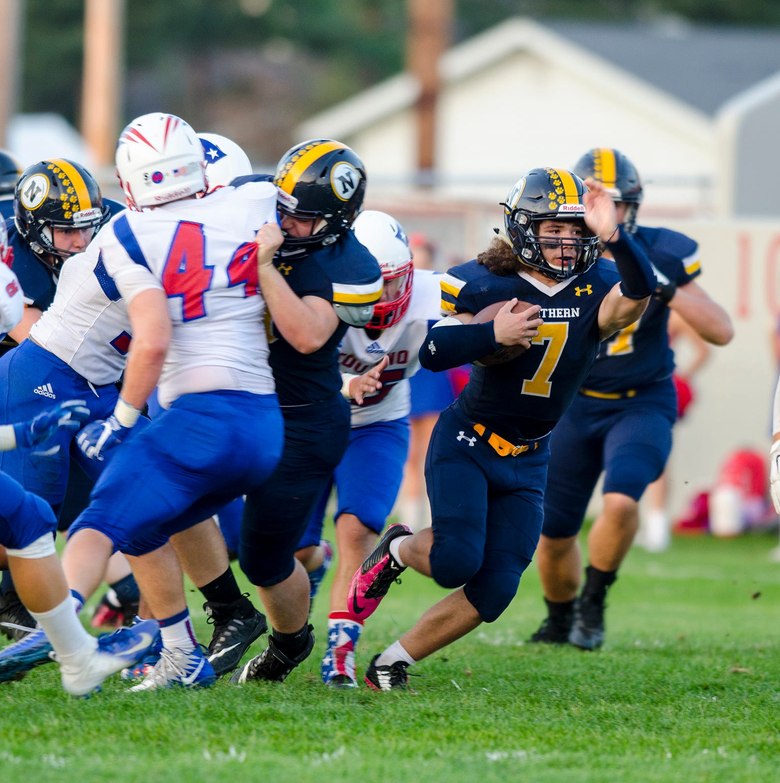 Football Poll: Port Huron Northern rises to the top