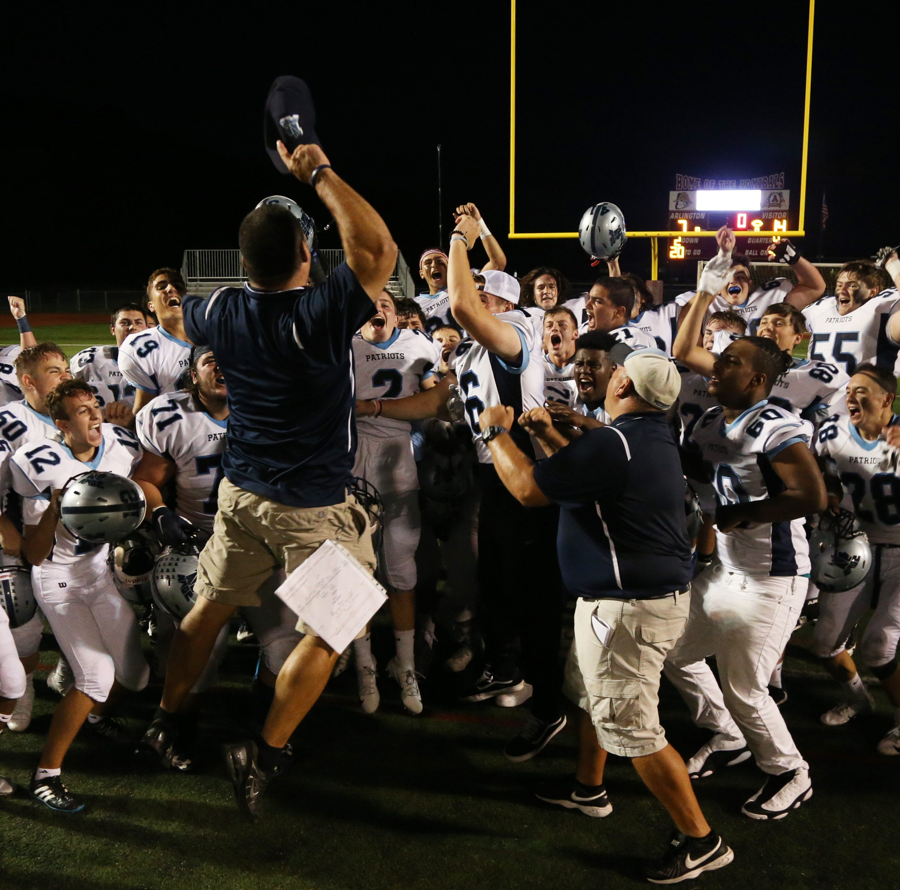 Why John Jay's rally over Arlington was more than just a win