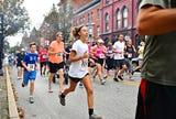 The 41st Annual White Rose Run through York City, Saturday, Sept. 15, 2018.