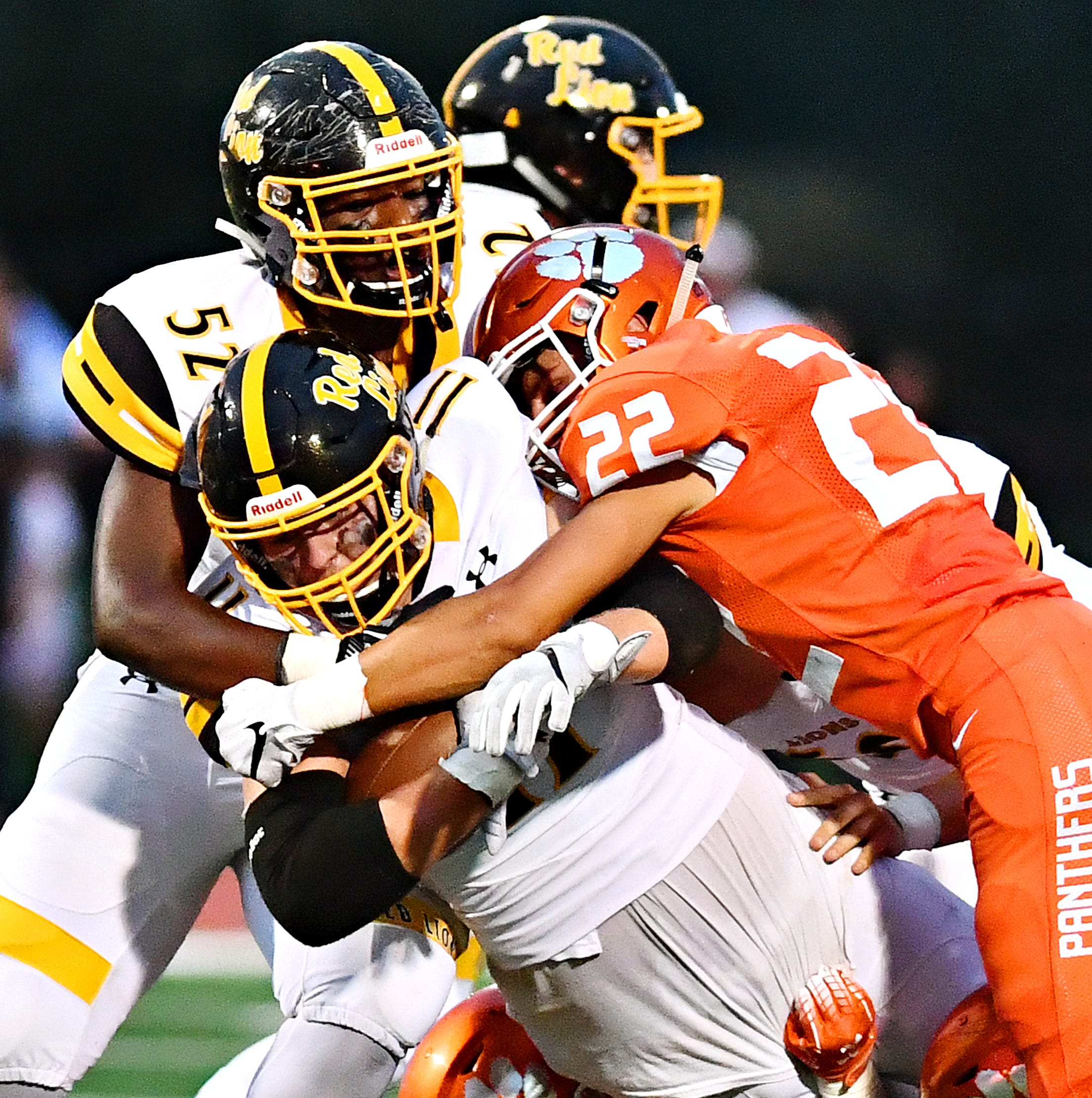 Red Lion's Eli Workinger, Eastern York's Demonte Martin selected for East-West all-star game
