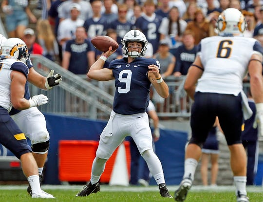 Penn State's Trace McSorley
