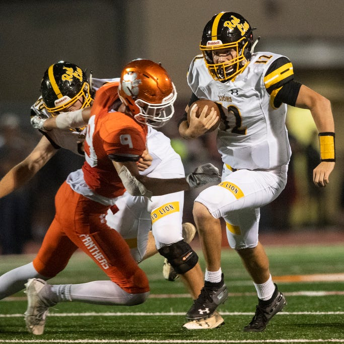 Red Lion offense unstoppable in upset win over Central York