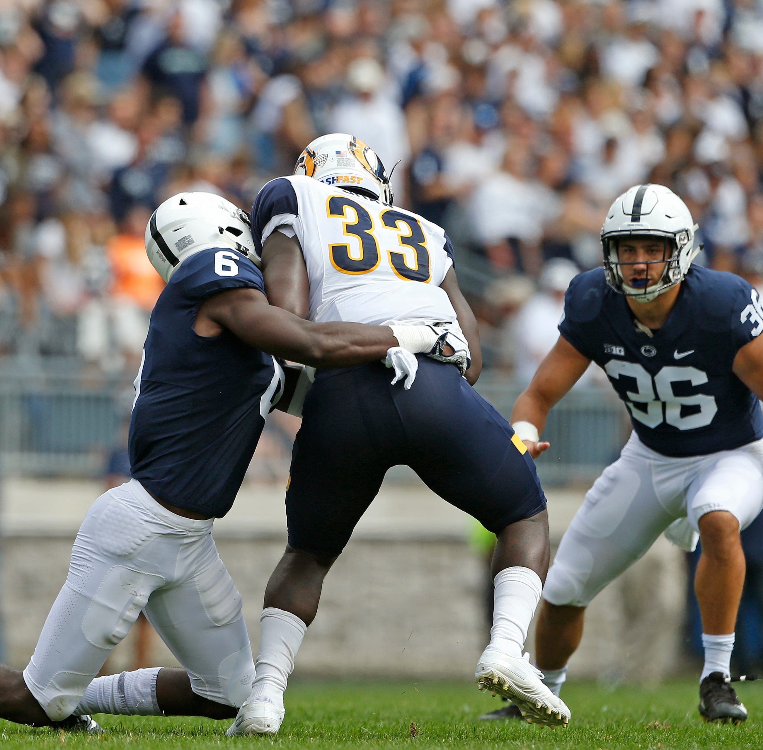 Here's how to watch the Penn State vs. Illinois Friday night football game