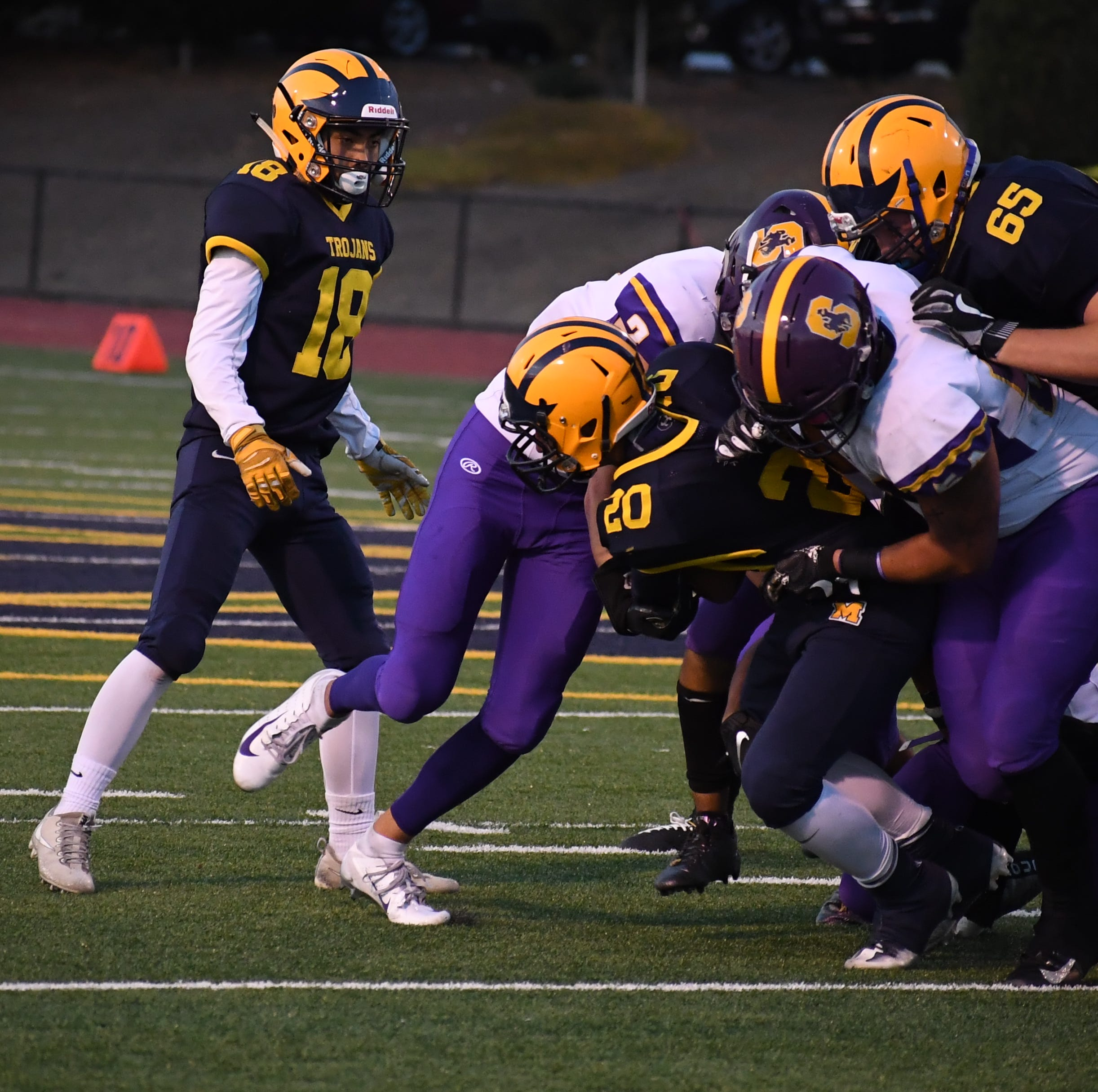 PHOTOS: Salinas vs. Milpitas