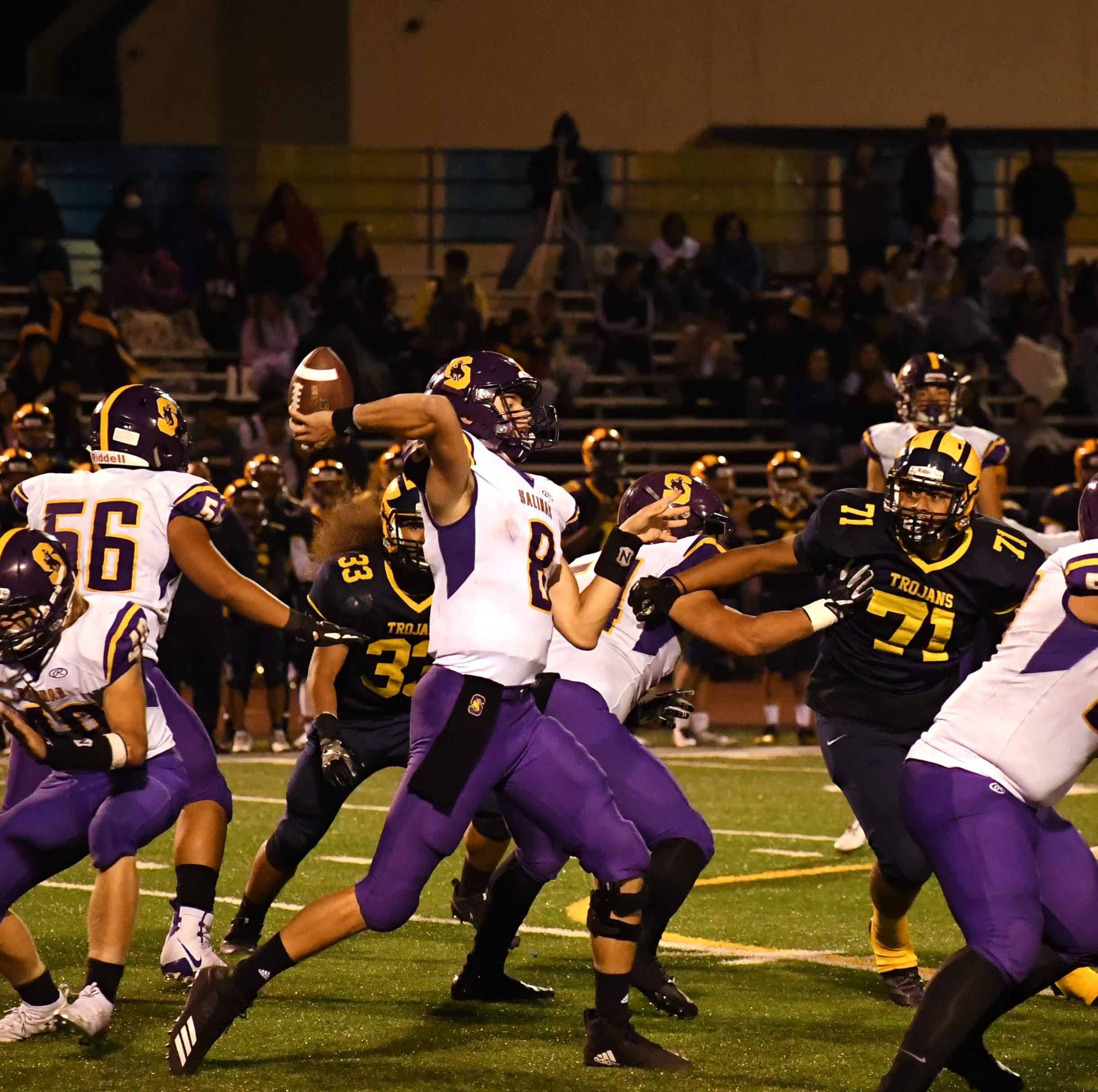 Live coverage: Palma vs. Salinas and week 5 coverage