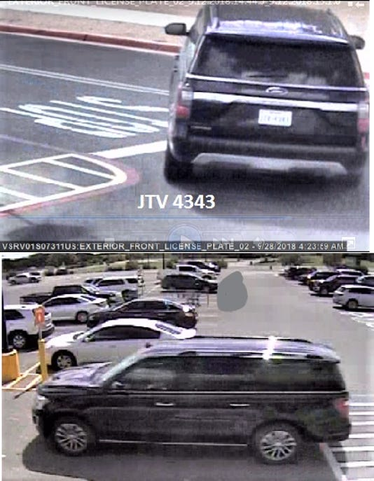 Ford SUV scammers