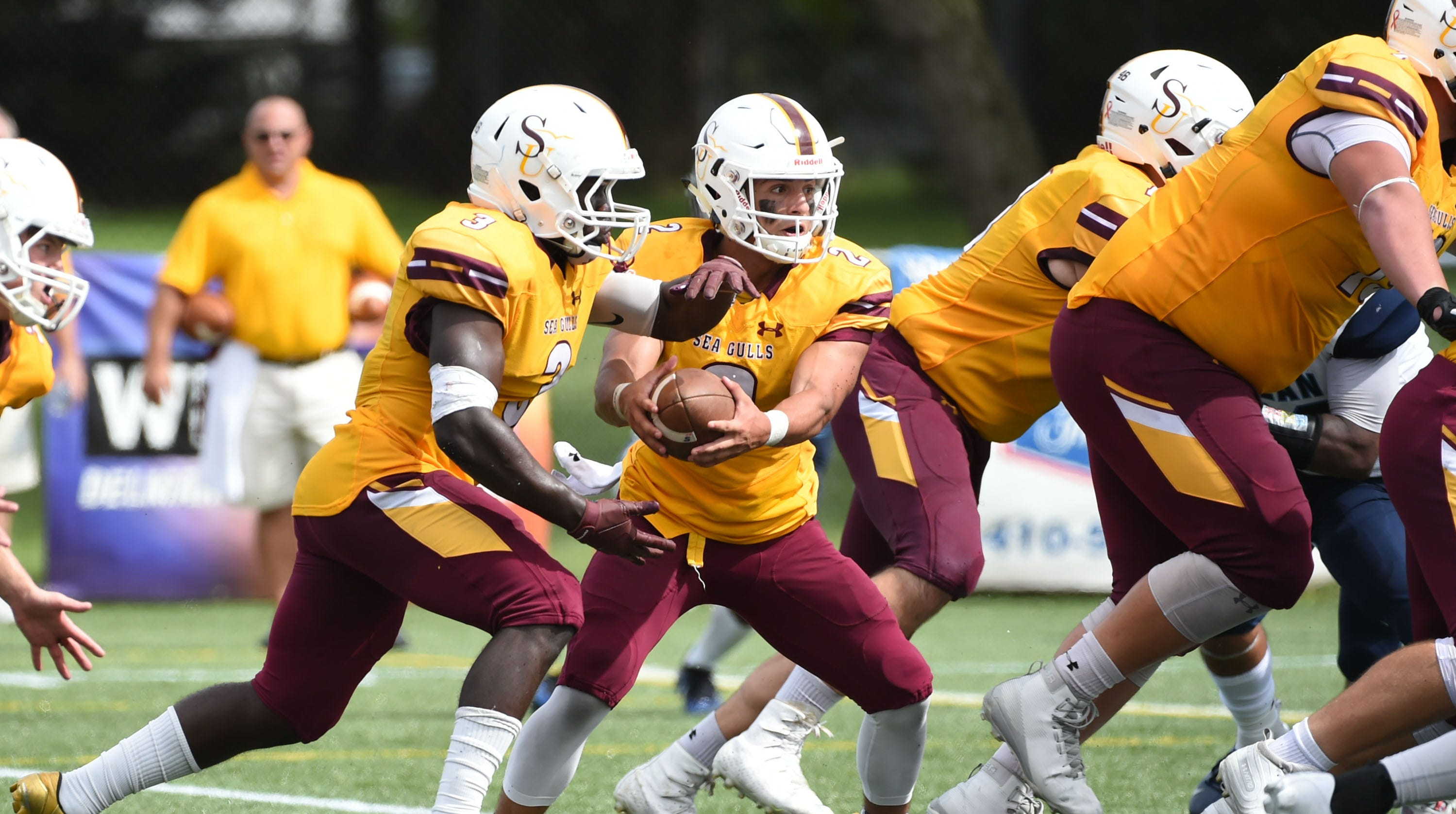 Salisbury Football Stays Undefeated With Win Over Southern Virginia