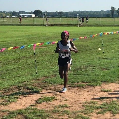 Parkway's Joslyn Crosby is Times Athlete of the Week