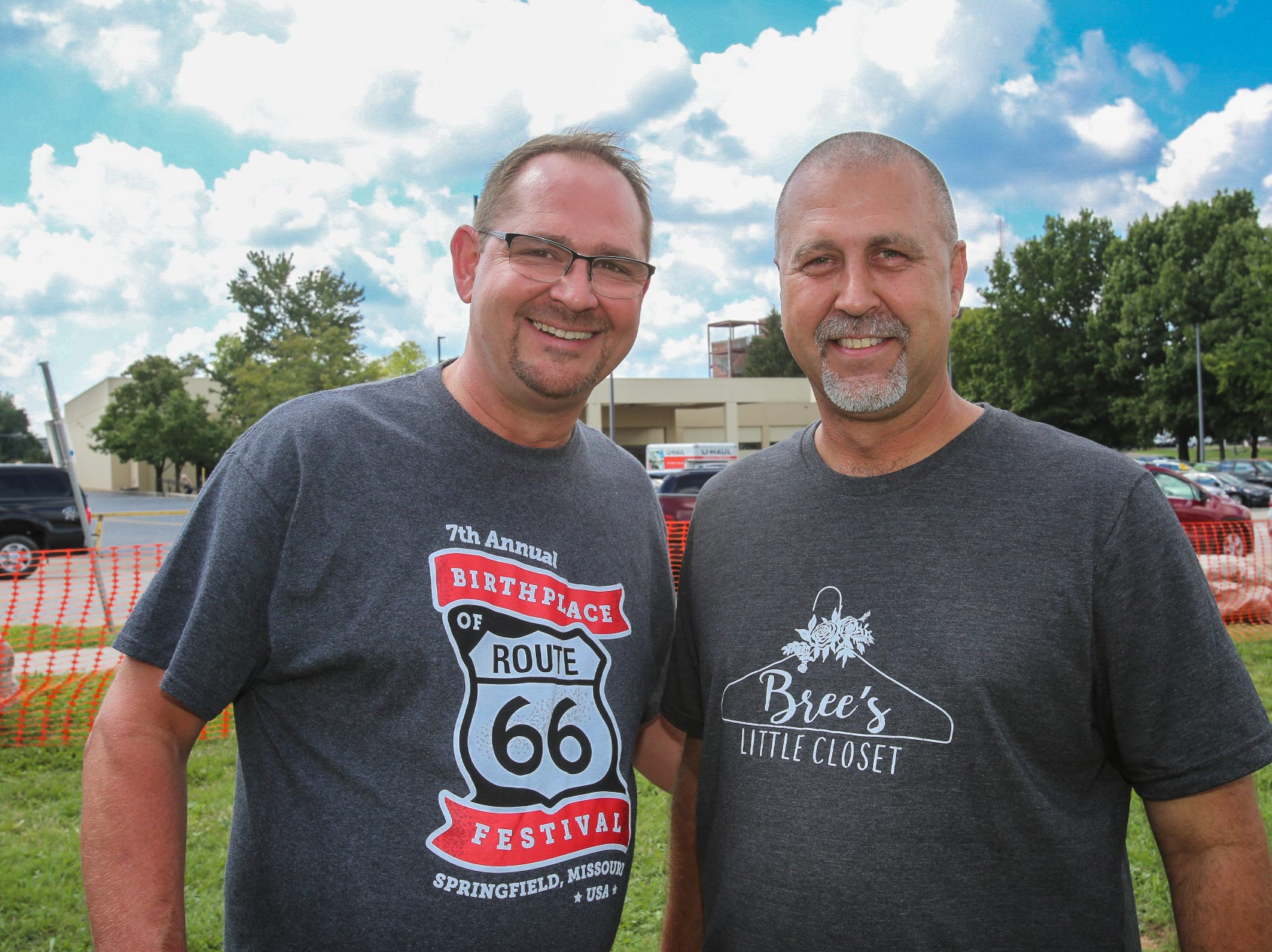 Jeff Futrell and Rick Barnett
