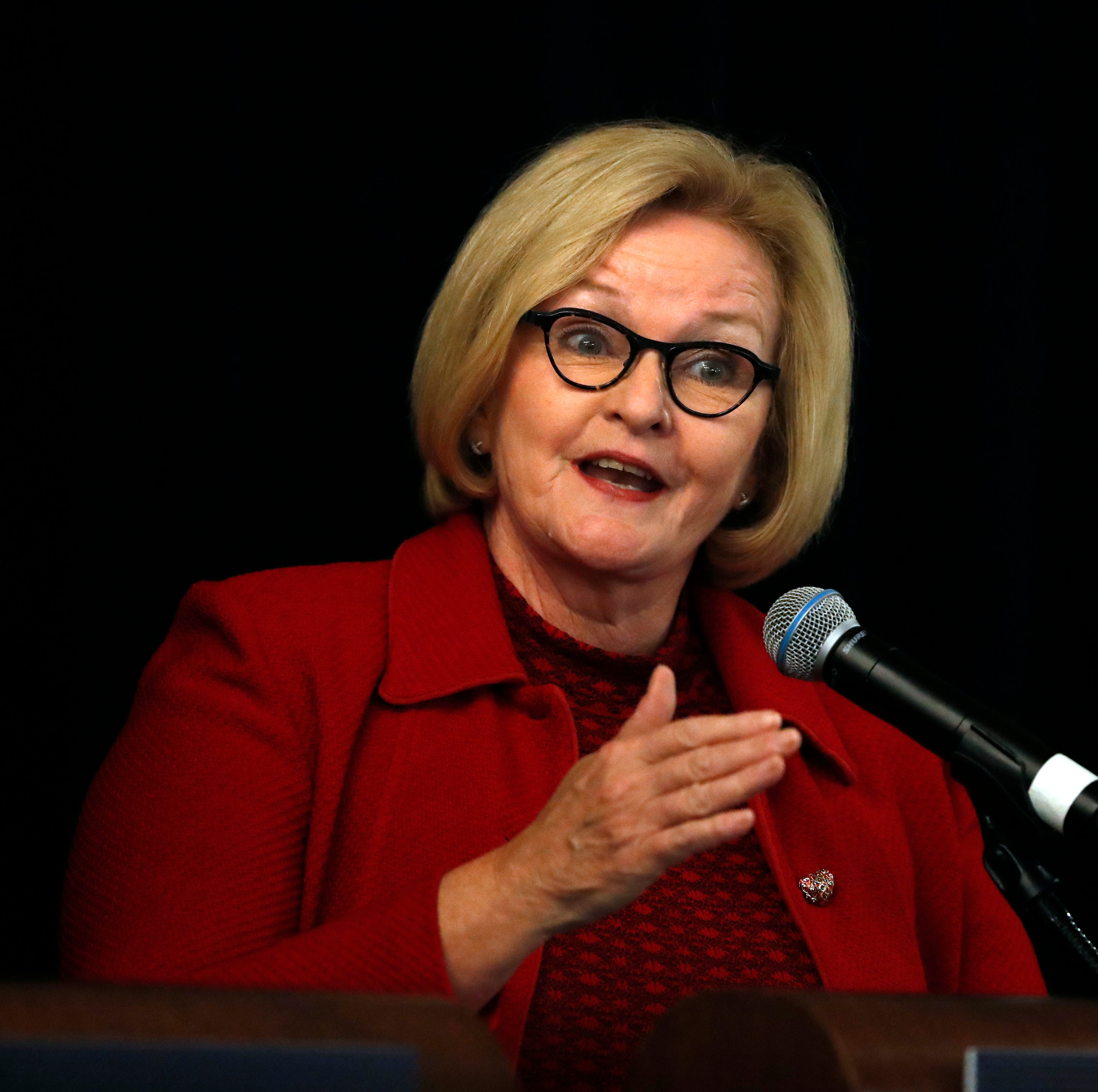 McCaskill on sexual assault allegations against Brett Kavanaugh: I will 'set them aside'