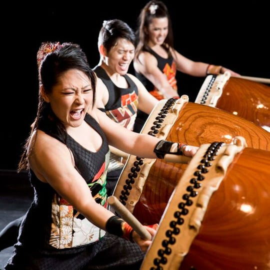 The TaikoProject will be performing at 7:30 p.m. Sept. 22 in Escher Auditorium at the College of St. Benedict.