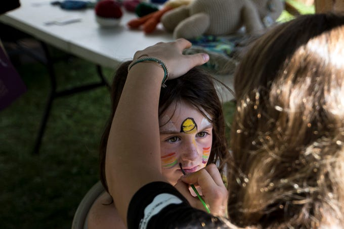 Photos: Art in the Park colors Pfiffner Park for 49th year